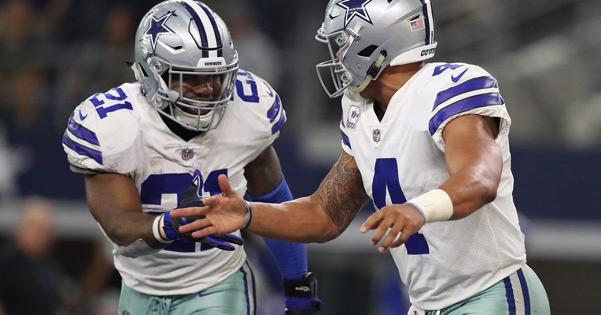 Cris Carter on Cowboys  season