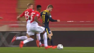 Monaco vs. RB Leipzig | 2017-18 UEFA Champions League Highlights