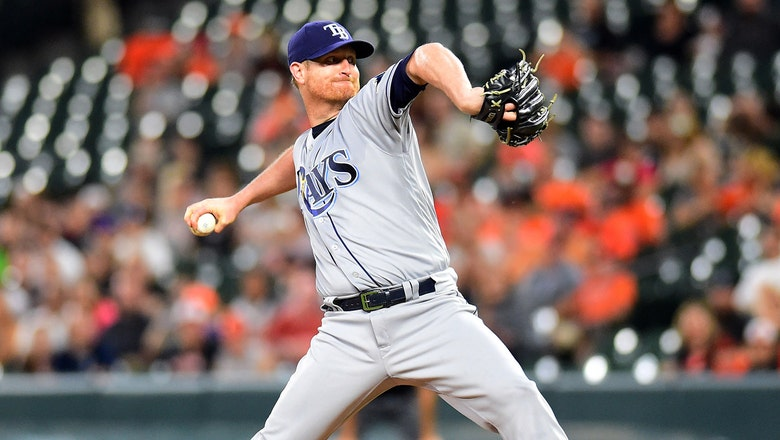 Rays extend $17.4 million qualifying offer to RHP Alex Cobb, trim 40-man roster to 32 players