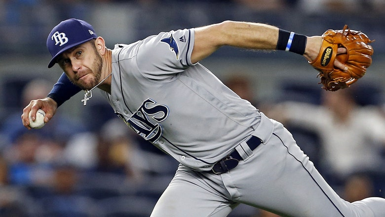 Evan Longoria becomes first Rays player to win three Gold Glove Awards