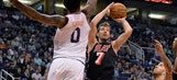 Heat take advantage of Suns' porous defense to pick up road victory