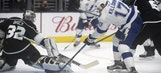 Lightning jump on Kings early en route to 5-2 victory