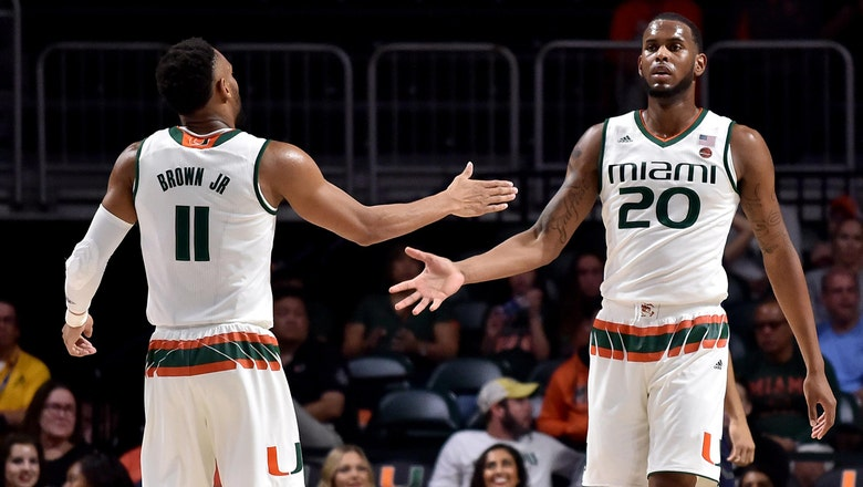 D.J. Vasiljevic helps lead No. 13 Miami to dominating win over Navy