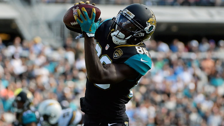 Jaguars WR Allen Hurns not expected to play vs. Cardinals