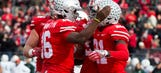 Ohio State moves up 4 spots in CFB Playoff rankings