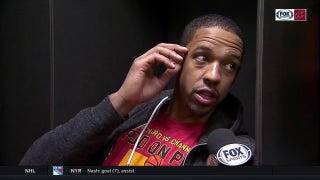 Channing Frye couldn't care less about role on floor with Cavs: 'I wanna be a champion again'