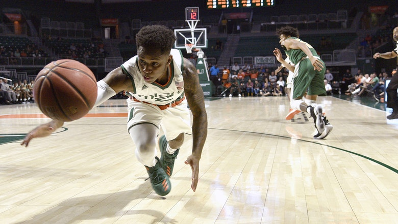 Miami's blowout victory over Florida A&M tempered by injury to Lonnie Walker IV