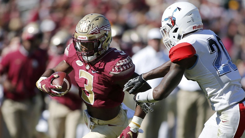 FSU tops 30 points for 1st time this season in dominating rout of Delaware State