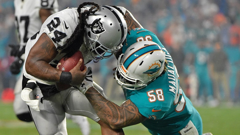 Dolphins waive LB Rey Maualuga in wake of his arrest