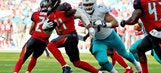 Ryan Fitzpatrick stepping in, leading Buccaneers to victory