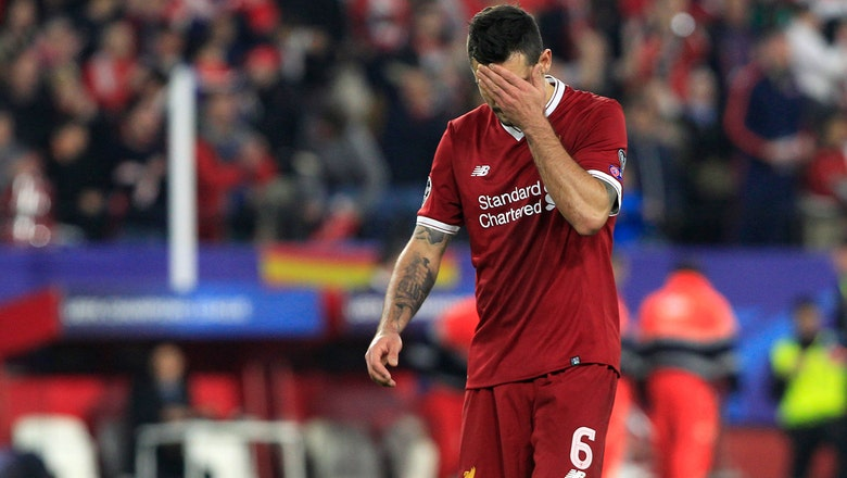 Liverpool blows three-goal lead in draw at Sevilla | Champions League Highlights