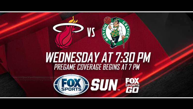 Preview: Heat try to snap Celtics' 16-game winning streak