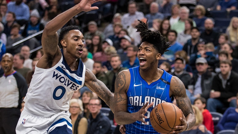 Magic make furious 4th-quarter rally but come up short against Timberwolves