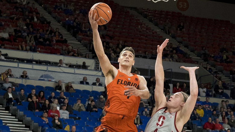 Florida routs Stanford in opening round of Phil Knight Invitational