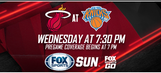 Preview: Heat try to bounce back on the road against slumping Knicks