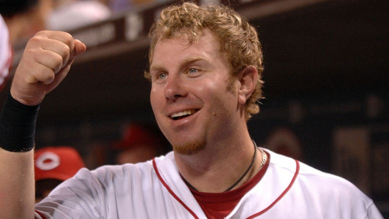 Adam Dunn elected to Reds Hall of Fame