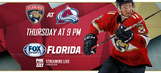Preview: Panthers seek to avenge recent loss to Avalanche