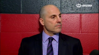 Tocchet on Duclair: 'If he continues to do that, he can be a good player for us'