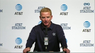 Jason Garrett on the Eagles: 'That's a good football team'