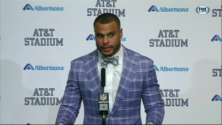 Dak Prescott on offensive struggles: 'We are in a funk'