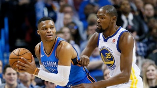 Nick Wright explains why America relates better to Westbrook than Durant