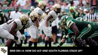 The Wheelhouse: Unbeaten UCF Knights prepare for War on I-4 vs. rival USF Bulls