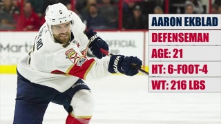 Hockey 101: Aaron Ekblad player spotlight