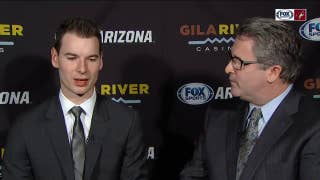 John Chayka: Coyotes are learning through adversity
