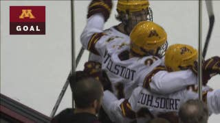 WATCH: Gophers' Casey Mittelstadt goes coast to coast
