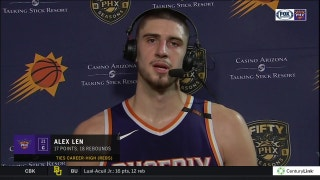 Alex Len: We owed them one