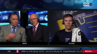 Stastny on Blues bouncing back from bad road-trip start: 'There's no easy games anymore'