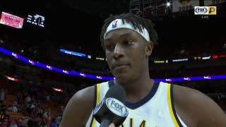 Turner on Pacers teammates giving him confidence