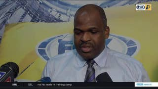 McMillan on Pacers: 'They found a way to get it done tonight'