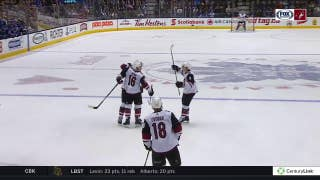 HIGHLIGHTS: Coyotes finish Canadian trip with 3 straight wins