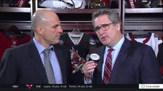 Rick Tocchet: This was a mental toughness game