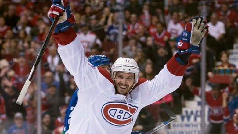 Canadiens trade Mitchell to Kings for conditional pick