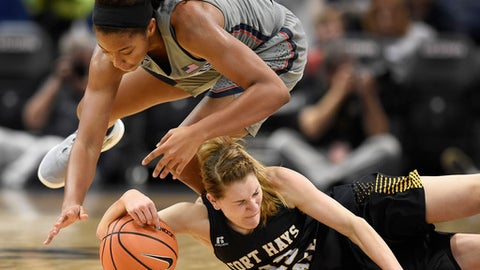 Christyn Williams, top player in class of 2018, signs with UConn