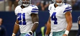 Nick on the Cowboys: 'They've had one bad football game this year… That's it!'