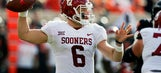 Oklahoma QB Baker Mayfield named the AP Player of the Year