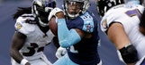 Back from bye, Titans beat Ravens 23-20 for 3rd straight win