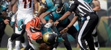 Bengals' Green fined $42,541 for fight with Jaguars' Ramsey