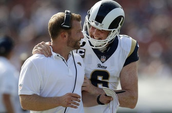Rams head coach Sean McVay uses photographic memory to recall exact plays from last season
