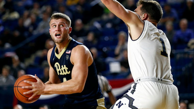 Navy tops cold-shooting Pittsburgh 71-62 in Veterans Classic