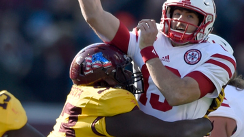 With Lee hurt, Huskers to prep O'Brien to start vs. Penn St.