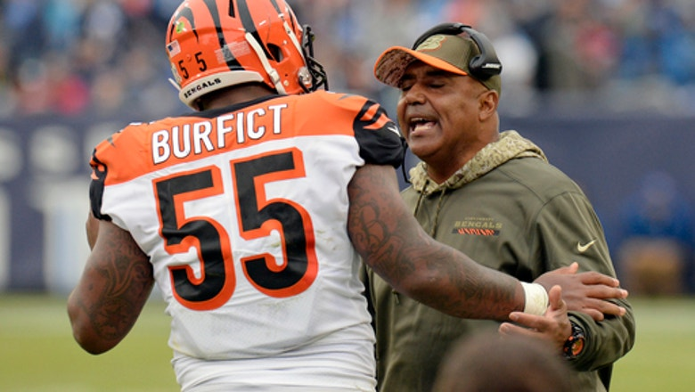 Bengals LB Burfict avoids suspension for contact on official