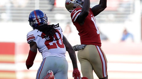 Niners WR Marquise Goodwin explains decision to play after son's death