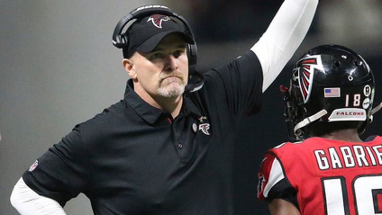 Quinn likes how Falcons are showing incremental improvement