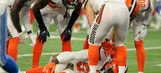 Browns place linebacker Jamie Collins on injured reserve