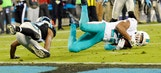 Panthers WR Samuel out for season with ankle injury