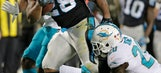 After rough week, Stewart runs strong again in Panthers rout